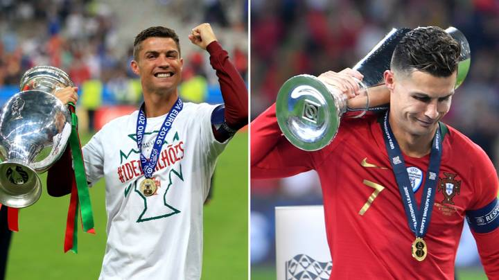 Cristiano Ronaldo's Impact For Portugal In European Tournaments Shows Just How Good He Is