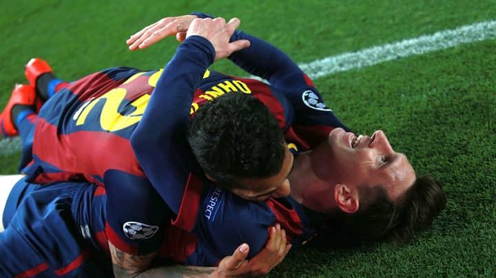 Dani Alves Responds To Lionel Messi Ripping Into Barcelona Board