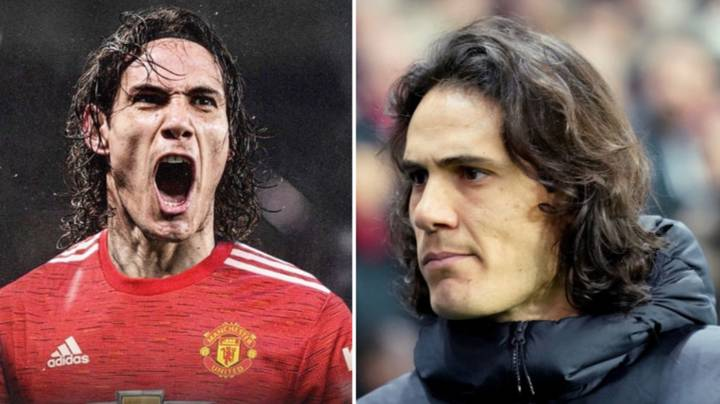 Manchester United Complete Signing Of Edinson Cavani On A Free Transfer