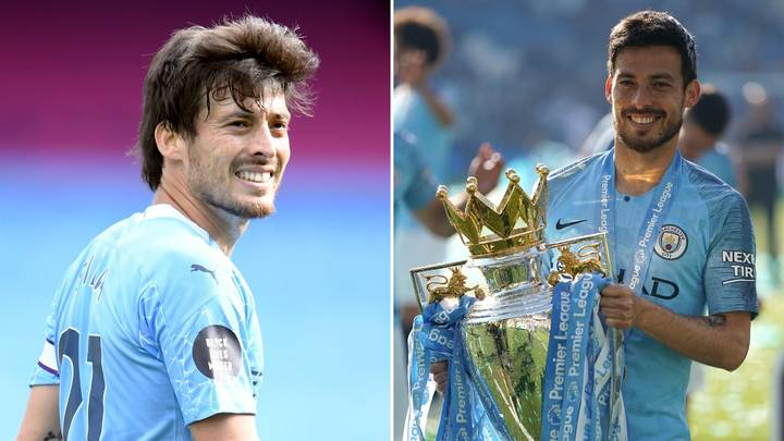 David Silva Voted The Greatest Spanish Player In Premier League History