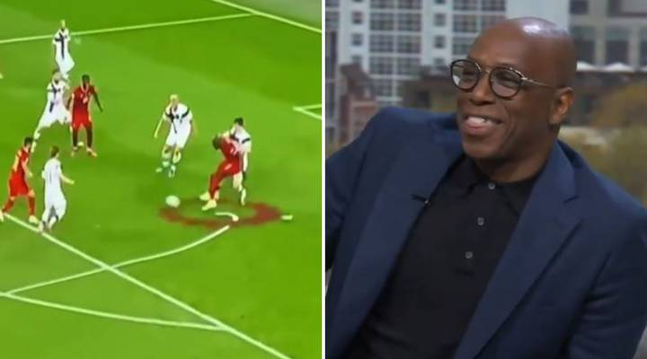 Ian Wright Hilariously Praises Romelu Lukaku's Use Of His 'Bunda' During Incredible Punditry On Live TV