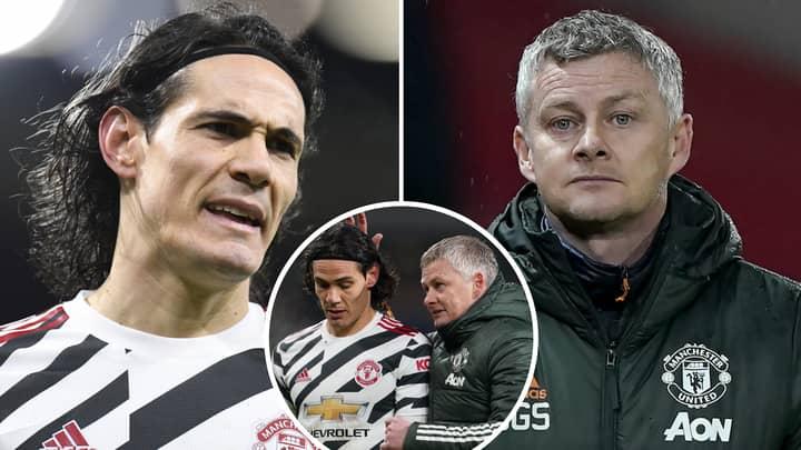Manchester United Identify Edinson Cavani 'Successor' As Ex-PSG Striker's Future Remains In Doubt