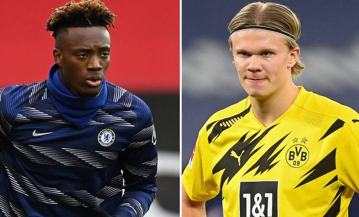 Chelsea Set To Offer Tammy Abraham In 'Swap Deal' For Erling Haaland