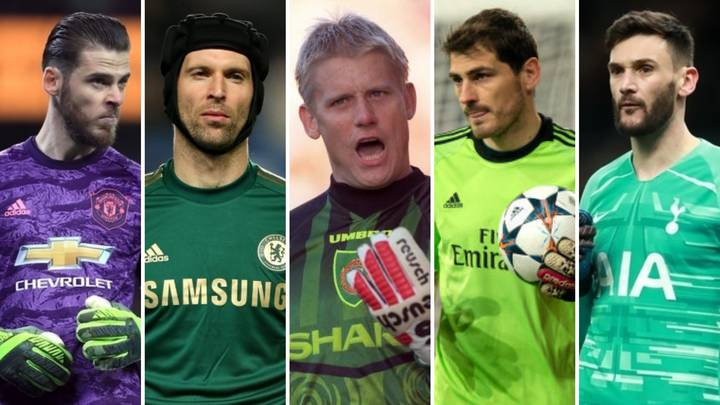 The 50 Greatest Goalkeepers Of All Time Have Been Ranked By Fans