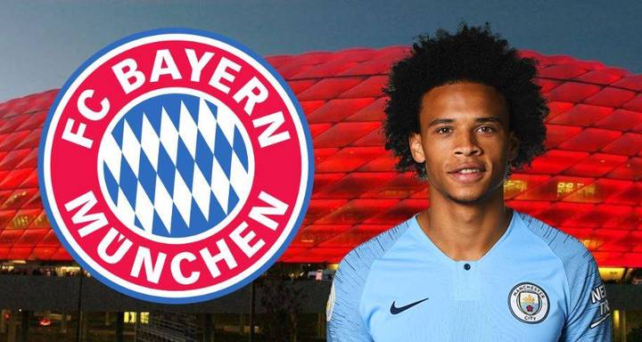 Bayern Munich Make An Opening Offer Of €80m To Manchester City For Leroy Sané