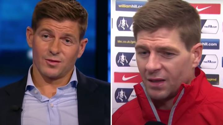 A Fan Has Made A Compilation Of Steven Gerrard Saying 'Yeahhh Course' In Interviews