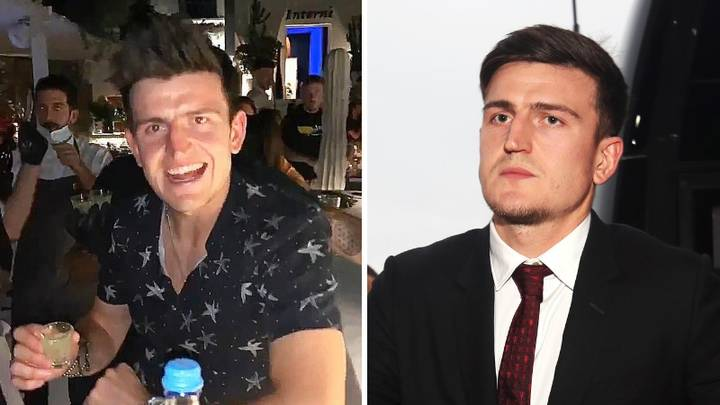 More Details Of Harry Maguire's Arrest In Mykonos Emerge