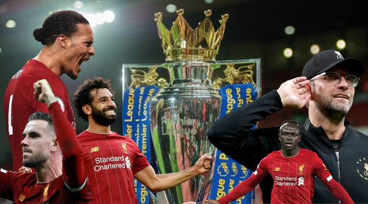 Liverpool Are Officially Premier League Champions After Man City Fail To Beat Chelsea