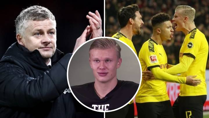 Erling Haaland Reveals Real Reason Why He Didn't Sign For Manchester United