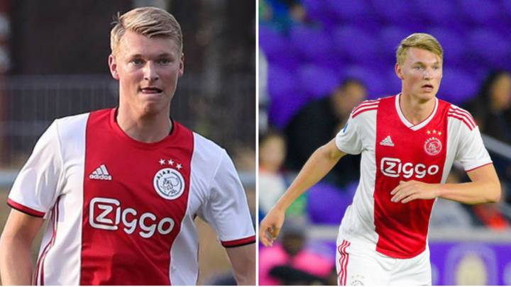 19-Year Old Perr Schuurs Might Just Be The Man To Replace Matthijs De Ligt At Ajax