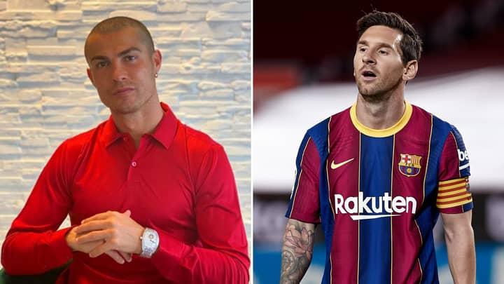 Cristiano Ronaldo Could Still Face Barcelona And Lionel Messi Despite Second Positive Coronavirus Test