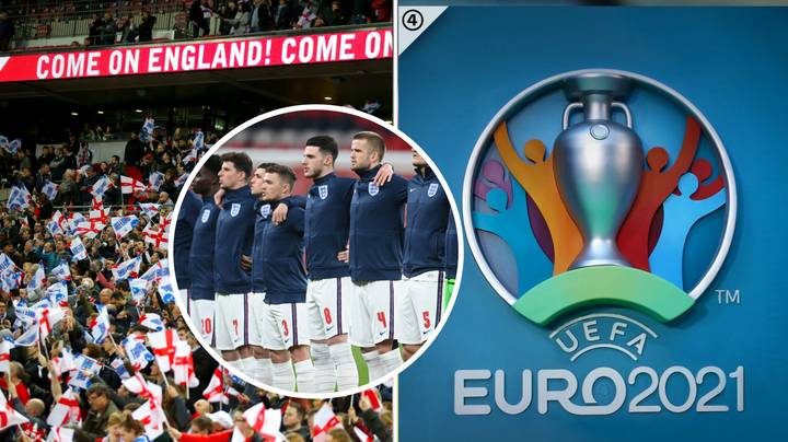 FA And UEFA Say England 'Will Not' Host The Whole Euros
