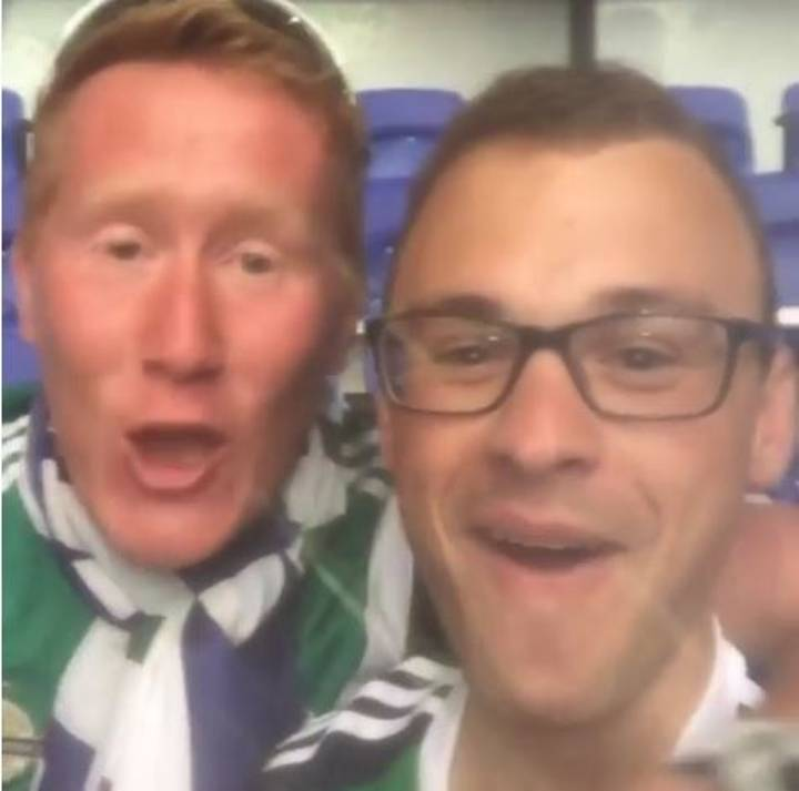 Incredible Feel Good Story From Irish Fans At The Euros