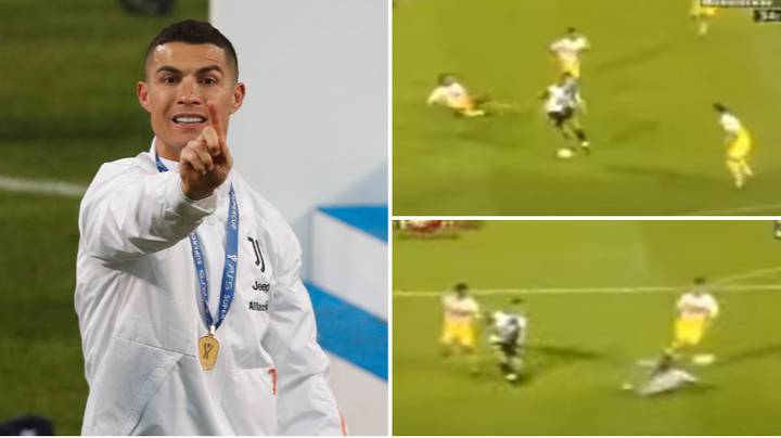 Remembering Cristiano Ronaldo's First Ever Goal Of His Career After Becoming All-Time Leading Goalscorer
