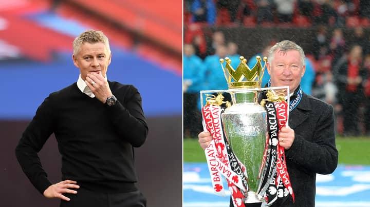 Ole Gunnar Solskjaer Will Have A Better Win Percentage Than Sir Alex Ferguson After 100 Games