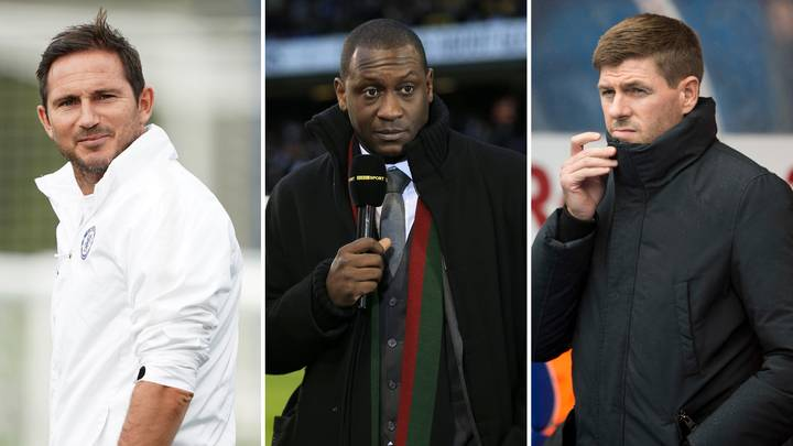 Emile Heskey Claims 'Skin Colour' Made It Easier For Steven Gerrard And Frank Lampard To Receive Coaching Offers
