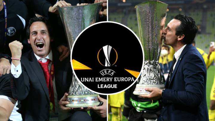 There's A Petition For The Europa League To Be Renamed 'The Unai Emery Europa League'