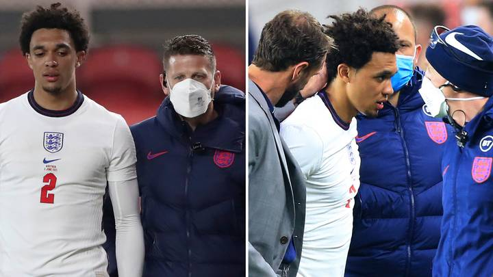 Trent Alexander-Arnold Ruled Out Of England's Euro 2020 Squad After Devastating Injury Against Austria