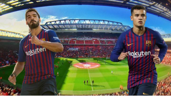 Barcelona Have To Pay A £100 Million Premium On Any Liverpool Player They Wish To Sign