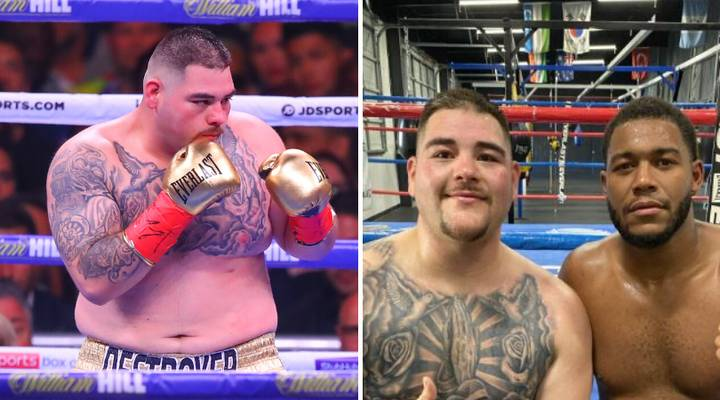 Andy Ruiz Jr Shows Off Remarkable Weight Loss Ahead Of Anthony Joshua Rematch