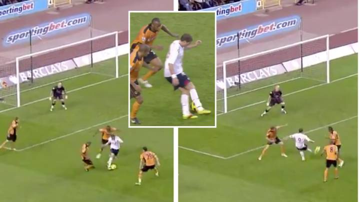 Johan Elmander Is Responsible For The Most Underrated Goal In Premier League History