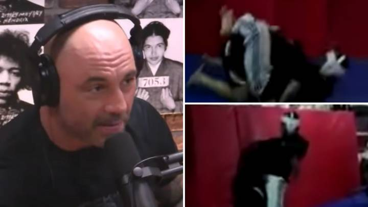 UFC Legend Joe Rogan Once Humiliated An Internet Troll By Making Him Tap Out