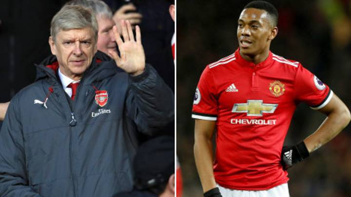 Forget Mkhitaryan, Arsenal Want Martial In Sanchez Transfer Deal And Fans Can't Believe It