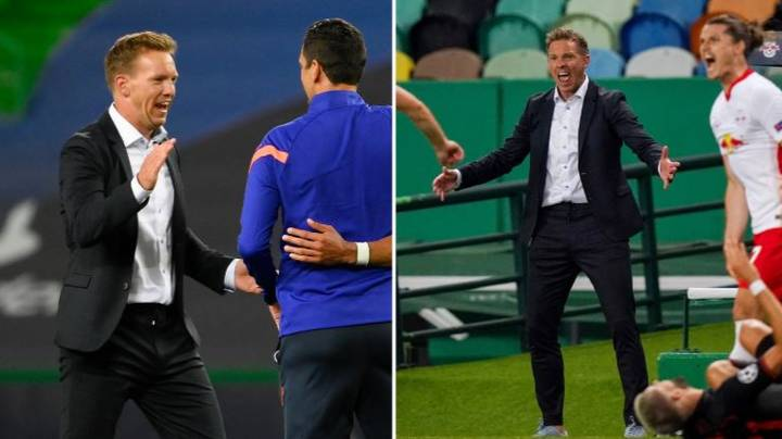 Julian Nagelsmann Becomes Youngest Manager To Reach Champions League Semi Final