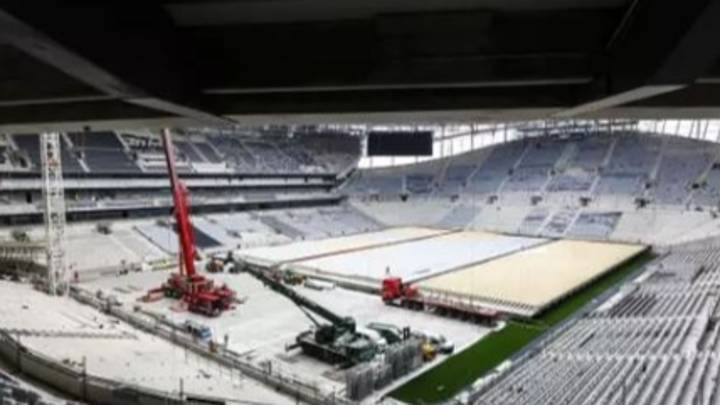 Spurs' New Stadium May Not Be Ready Until 2019