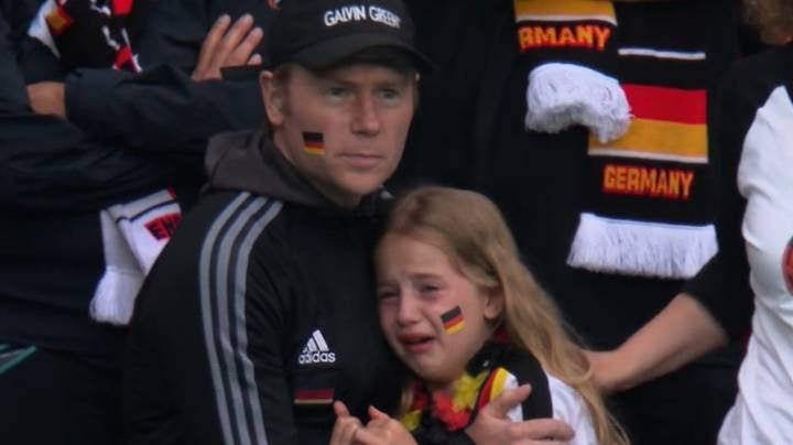 Fundraiser Launched For Young Germany Supporter Who Cried During England Game