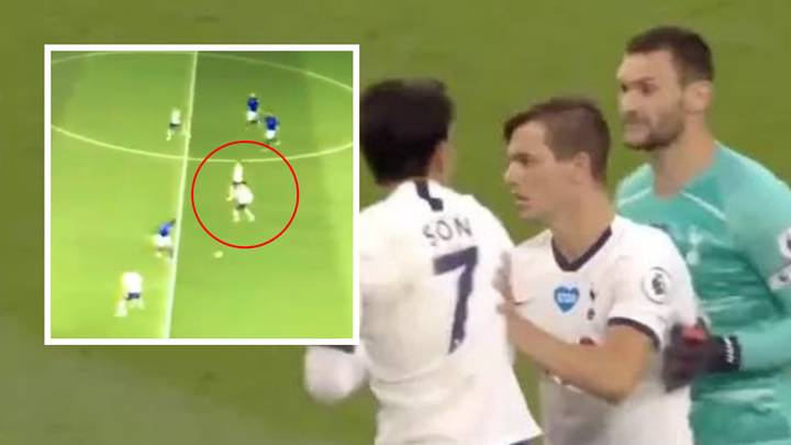Unseen Footage Shows Exactly Why Hugo Lloris Lost His Cool With Son Heung-Min
