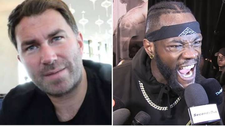 Eddie Hearn Brutally Responds To Deontay Wilder After He Criticises Anthony Joshua's Approach Against Andy Ruiz