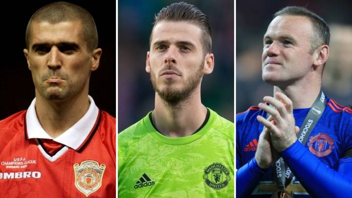 Manchester United's Greatest XI Of The Premier League Era Has Been Revealed