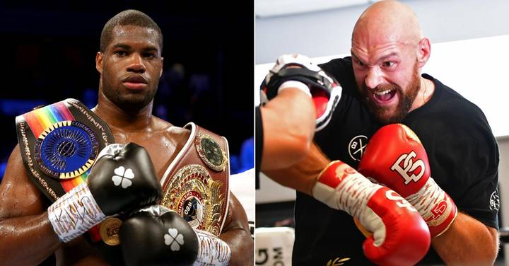 Daniel Dubois Opens Up On The Time He Sparred Tyson Fury