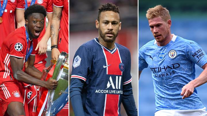 The Most Valuable XI In World Football Right Now Has Been Revealed