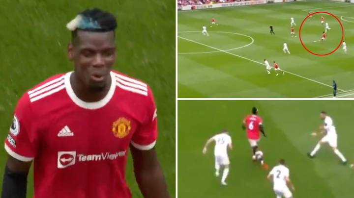 Paul Pogba's Individual Highlights vs. Leeds Featuring All Four Assists Are A Joy To Watch