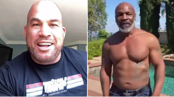 MMA Legend Tito Ortiz Confirms Talks Are Underway To Fight Mike Tyson, Says It'll Double Mayweather Vs. McGregor Numbers