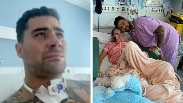 Emotional Andrew Fifita Details The Moment He Woke Up From An Induced Coma