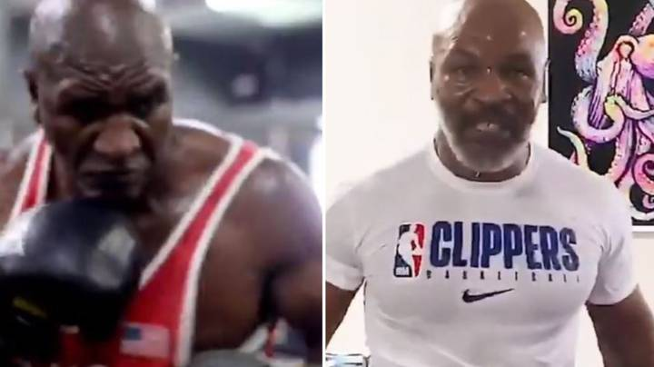 Evander Holyfield Cools Talk Of A Mike Tyson Trilogy Fight