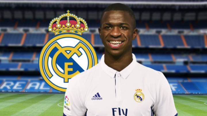 The Amount 17-Year-Old Vinicius Jr Will Earn At Real Madrid Is Truly Staggering