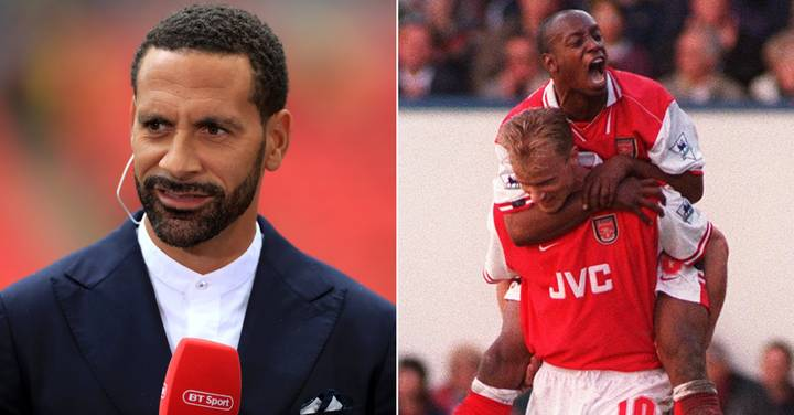 Rio Ferdinand Admits To Playing Drunk In Premier League Game Vs Arsenal