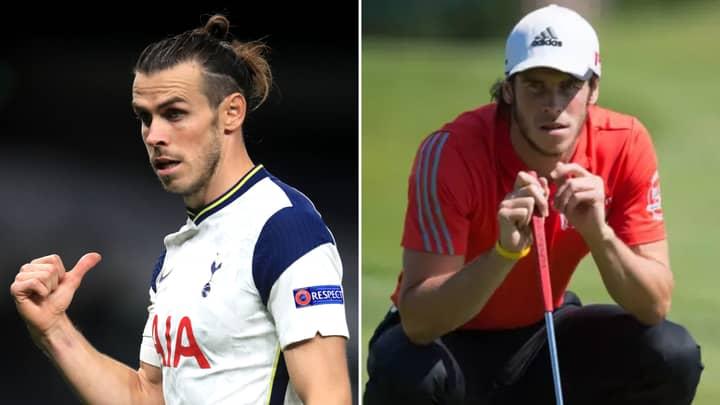 "Gareth Bale Has ""Several Golf Courses Built"" For Himself In Tottenham Hotspur Training Centre"