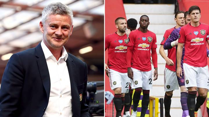 The One Manchester United Player Who Has Started Every Game Of Their 16 Match Unbeaten Run
