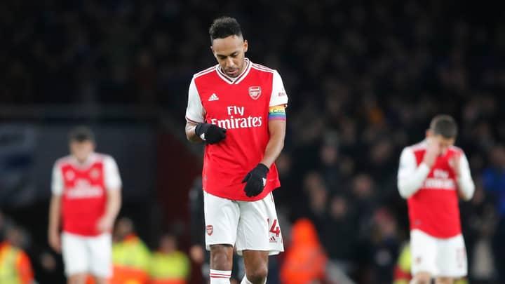 Pierre-Emerick Aubameyang Wants To Quit Arsenal
