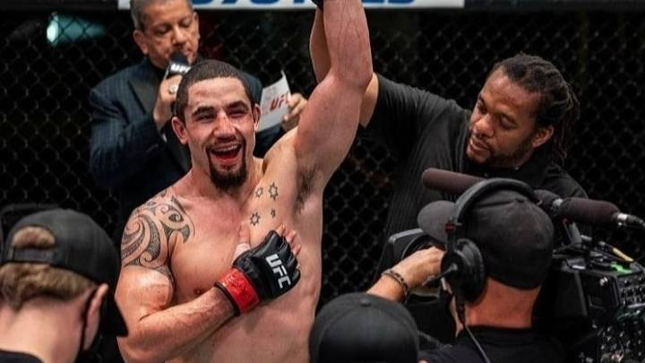 Robert Whittaker Says He'd Fight Jake Paul For Less Money Than What Ben Askren Got Paid
