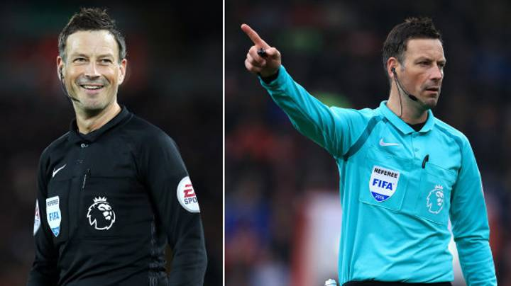 Mark Clattenburg Reveals The 'Gentleman' In The Premier League