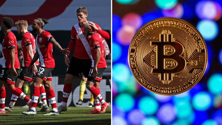 Southampton Players To Receive 'Bitcoin Bonuses' After 'Biggest Sponsorship Agreement' In Club's History