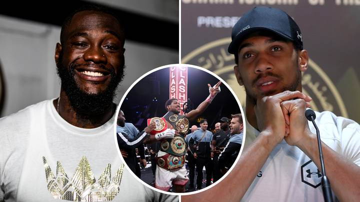 Deontay Wilder Launches Scathing Attack On Anthony Joshua's Performance Against Andy Ruiz Jr
