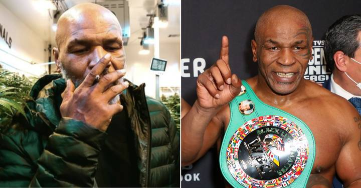 Mike Tyson Says He Smoked Weed Before Entering Ring Against Roy Jones Jr