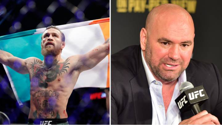 Dana White Fires Back At People Who Said Conor McGregor vs Donald Cerrone Was Fixed